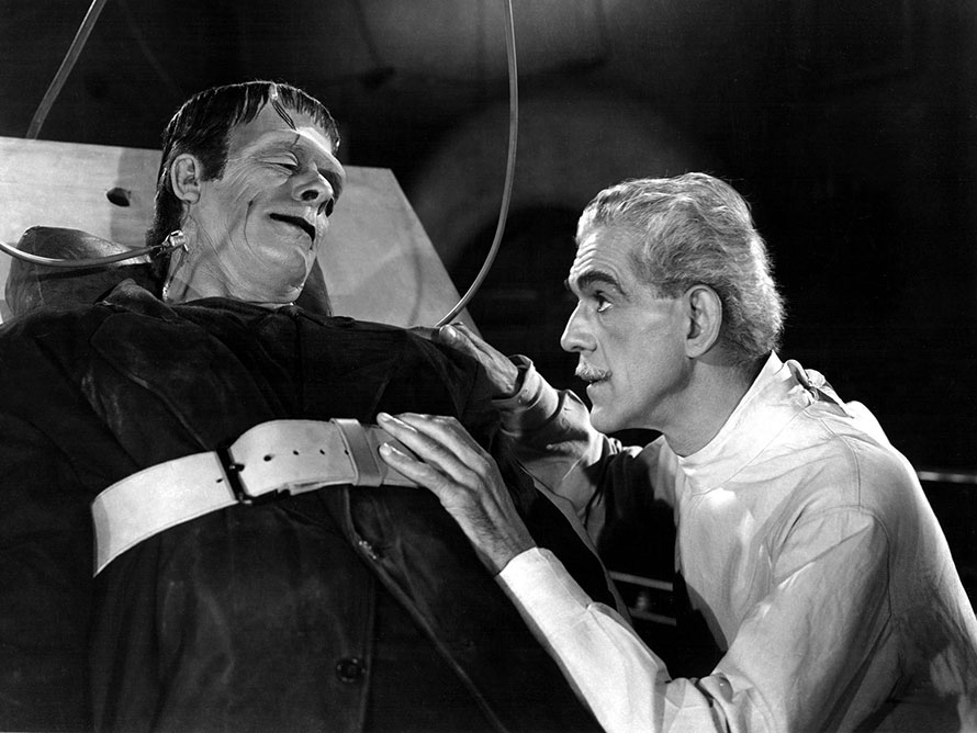 Image result for science in frankenstein