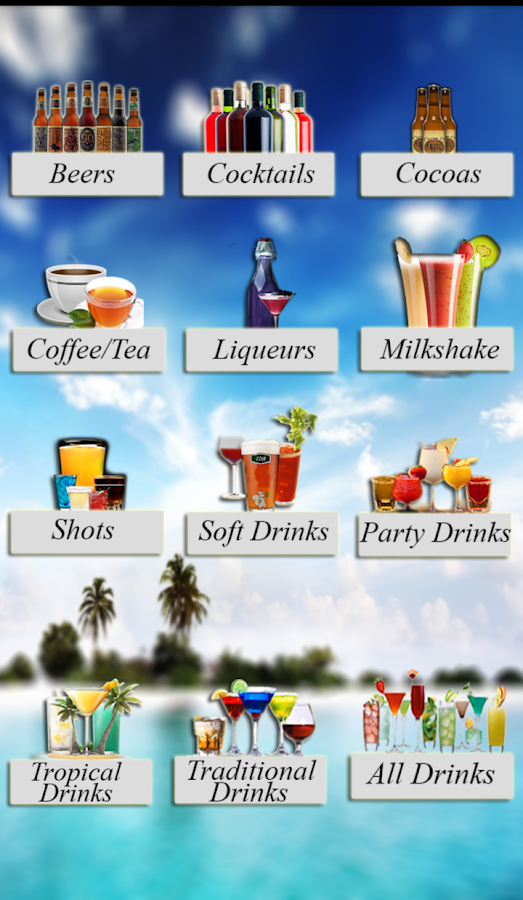 Cocktail mix android apps on google play for App cocktail