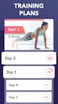screenshot of Lose Weight App for Women - Workout at Home