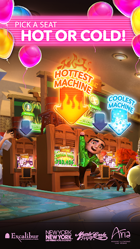 POP! Slots - Free Vegas Casino Slot Machine Games  screenshots 2