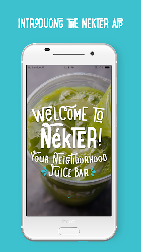Nekter Juice Bar Screenshot