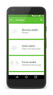 Mudras Screenshot