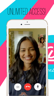 CeeLive:無料ビデオ通話:ランダムライブ通話のおすすめ画像4