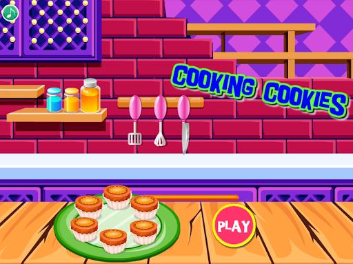 cooking cookies : games for girls 2.2.0 screenshots 1