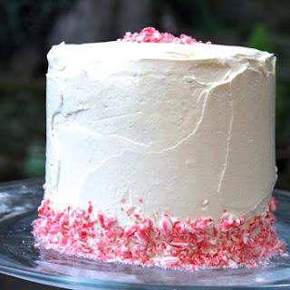 Chocolate Cake with White Chocolate Buttercream Recipe