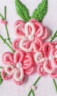 Hand Embroidery Designs App Step By Step Video Aplicaciones En
