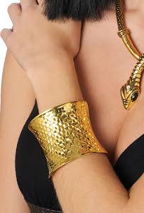 Armband- Dam, Guld