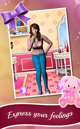 Naughty Girlfriend :pseudo app 1.19 screenshots 8