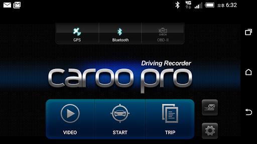 カルー CaroO プロドライブレコーダー OBD
