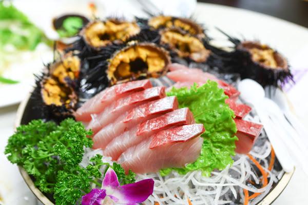 宜蘭頭城美食|大溪漁港活海鮮餐廳。平價生猛海鮮、新鮮海味、寵物友善餐廳