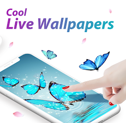 U Launcher Lite-3D Launcher, Hide apps,Free themes APK screenshot thumbnail 3