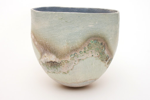 Elspeth Owen Large Ceramic Jar 12