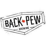 Back Pew Black Habit