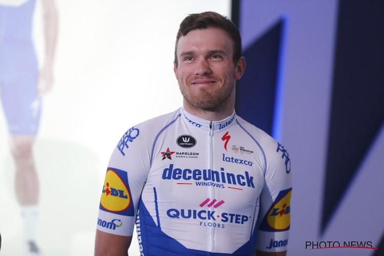 Van Lerberghe doet verhaal van zijn switch en wil met Deceuninck-Quick.Step doorlopend presteren in de WorldTour