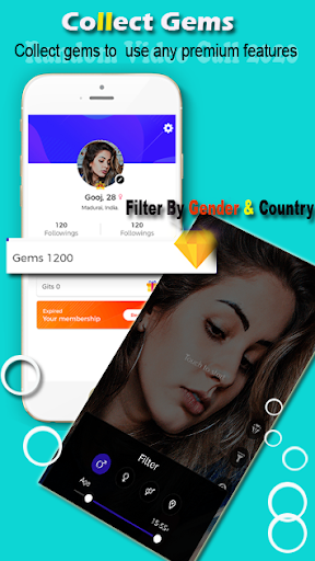 Live Video Call, Video Chat Random Video Call 2020 2020-22-07 screenshots 1