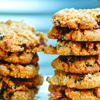 Peanut Butter Bacon Cookies.