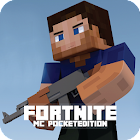 Mod FORTNITE Battle Royale for MCPE icon
