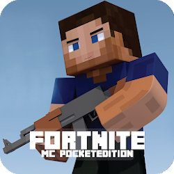 Mod FORTNITE Battle Royale for MCPE