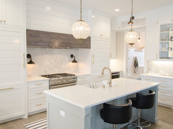 7 Steps To A Luxurious Kitchen For Less