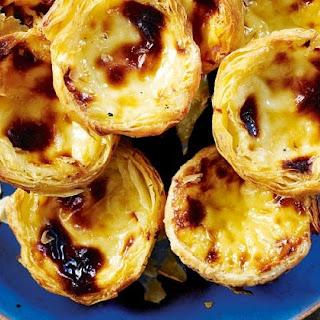 Portuguese Custard Tarts (pastéis De Nata).