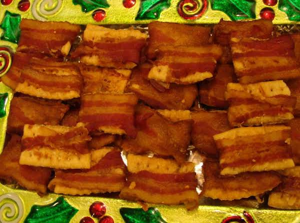 Holiday Bacon Apptizers