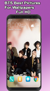Bts Wallpapers Hd K Pop Apps On Google Play