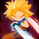 Stickman War - Super Dragon Warriors