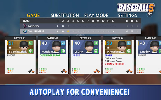 BASEBALL 9 1.4.7 screenshots 18