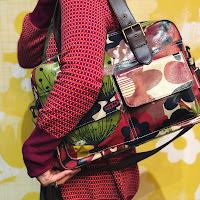 Riperton Box Tote Bag | Box Tote Bags