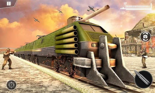 ApkMod1.Com Army Train Shooter: War Survival Battle + (Unlimited Gold Coins) for Android Game Simulation