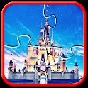 Castillo Jigsaw Puzzles Juegos icon