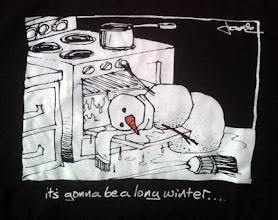 Photo: Tshirt: Long Winter