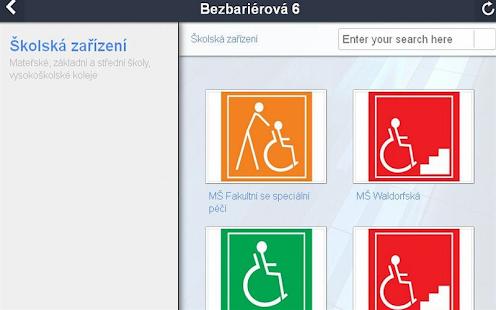 Bezbariérová 6- screenshot thumbnail