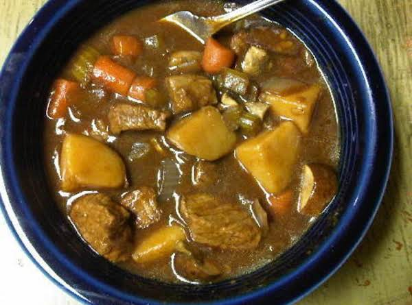 Stick-to-your-ribs Beef Stew - A Comfort Food