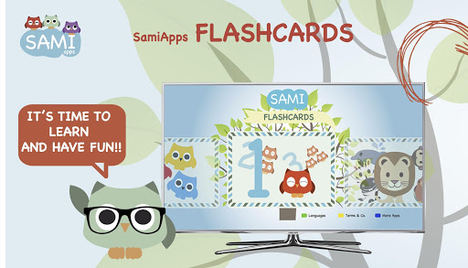 Flashcards Sami Apps TV