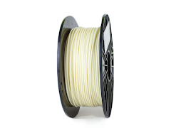Cream SpoolWorks MatX Filament - 1.75mm (0.75kg)