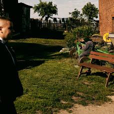 Wedding photographer Wojtek Hnat (wojtekhnat). Photo of 10.06.2019
