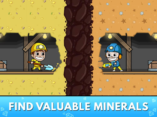 Idle Miner Tycoon - Mine Manager Simulator - screenshot