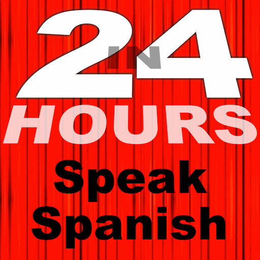 In 24 Hours Learn Spanish Icon