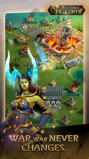 Alliance of Glory filehippodl screenshot 3