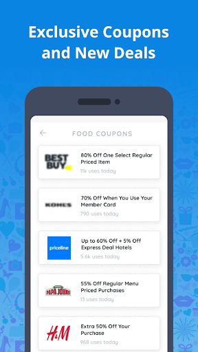 Coupons & Free Recharge Deals 46.0 app download 2
