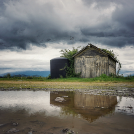 In the valley  by Todd Reynolds - Buildings & Architecture Decaying & Abandoned