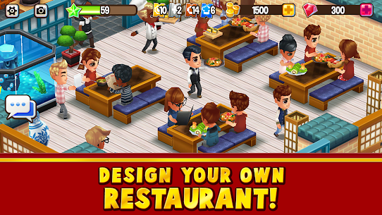 Food Street – Restaurant Management & Food Game 1