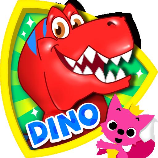 PINKFONG Dino World (app)