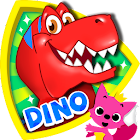 PINKFONG Dino World icon
