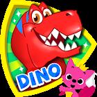 PINKFONG!恐竜ワールド:ティラノと一緒に歌とゲーム! icon