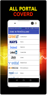 Jobs in New Zealand - náhled