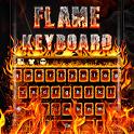 Flame Keyboard Theme icon
