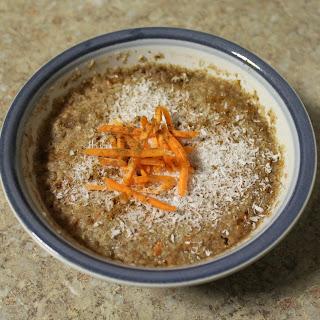 Carrot Cake Quinoa Flakes