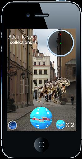 玩免費模擬APP|下載Pocket Dinosaur Go! app不用錢|硬是要APP